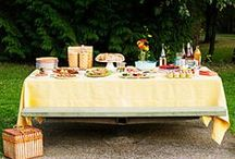 Outdoor Entertaining / Make your next party a breeze with ideas from Sunset magazine and POPSUGAR Home
