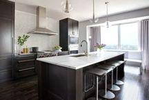 Home | Kitchen design / by MyFriendCait
