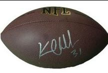 Virginia Tech Hokies Autographed Football Collectibles / Welcome to my selection of autographed Virginia Tech Hokies footballs & more. We at Southwestconnection-Memorabilia offer a wide variety of autographed NFL collectibles including Footballs, Full Size Helmets, Mini Helmets, Jerseys, Pylons & Lithos! Please check out my website: www.AutographedwithProof.com for additional autographed memorabilia, including MLB, NFL, NHL, NBA and more! All items include photographic proof of our encounter with the athlete to insure authenticity!