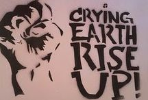 Crying Earth Rise Up! / A documentary work-in-progress