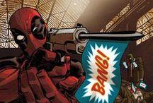 Deadpool - Wade Wilson / by Dru Phillips