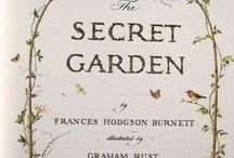 jardins secrets / by Véronique Philémont-Montout Deroit