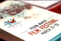 Vision Maker Film Festival 2016 / The festival showcased works by Native filmmakers. More than a dozen guest speakers involved with the showcased films also attended.
