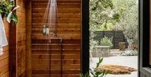 Outdoor Baths and Showers