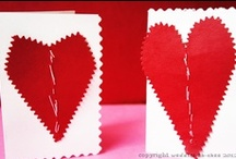 Valentine Ideas for Kids / Valentine activities and FREE printables for preschool, kindergarten, parents, teachers and homeschool. / by Jeannine Aristeguieta