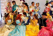 Disney Princesses <3 / by Kayla King