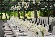 FLOWER - Party tables
