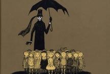 Edward Gorey: The Gashlycrumb Tinies / The Gashlycrumb Tinies, by Edward Gorey (1963)
