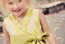 Cute Childrens Clothes / by Danice Gentle