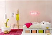 Inspiration: Neon Decor