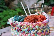 Crafty reuse - Brico-recyclage
