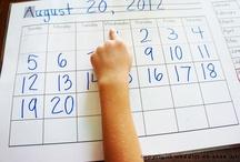 Kids Calendar Time / FREE printable calendar and activities for preschool, kindergarten, parents, teachers and homeschool. / by Jeannine Aristeguieta