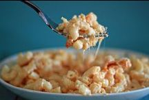 I Love Mac and Cheese / If I had to die from eating one buttery, cheesy, gooey comfort food...it would have to be for Homemade Baked Macaroni and Cheese! / by Correen K | Food Lovers Web