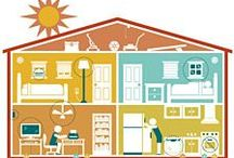 'Tis the Season to Save Energy - C'est la saison de économiser l'énergie / Whether it's back to school or the holidays it's always seasonal to save energy !   Qu'il s'agisse de retourner à l'école ou les vacances, il est toujours de saison pour économiser l'énergie !