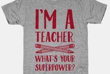 Teacher Stuff / by Kayla King