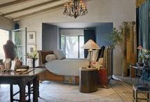 Bedrooms / by Joan Klick