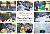Back to School / Tips, theme studies, children's books, learning activities and FREE printables for back to school.  / by Jeannine Aristeguieta