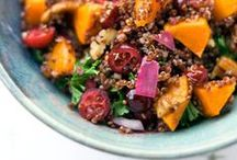 Vegan & Gluten Free Recipes / by Kaitlyn T