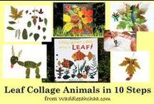 Fall Theme Studies for Kids / by Jeannine Aristeguieta
