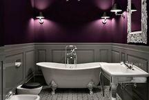 Bathrooms / by Stacy Kirtley