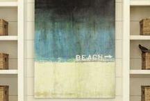 Island Princess 215  Beach Condo Reno / DIY a beach condo on a budget: paint, furniture, linens, dishes, decor / by Jeannine Aristeguieta