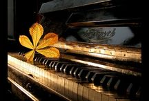 "Play the Piano, ""keys"". / by Stacy Kirtley"