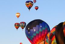 Hot Air Balloons / by Stacy Kirtley