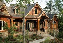 Craftsman Style / Craftsman Homes, décor & ect. / by Stacy Kirtley