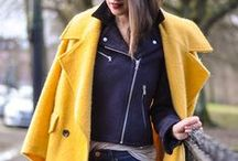AW - The Coats / Top picks for outerwear for Autumn Winter '14 - from duster coats to blazers and statement colours to classic camels...