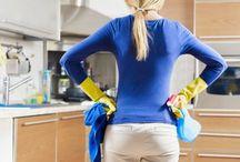 Cleaning hacks / by Stephanie Beveridge