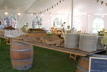 Vintage Rustic Theme / Party - vintage, rustic, country/western, outdoor feel, food stalls, party