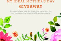 My Ideal Mothers Day / Wanting to win that Ergo giveaway ;)