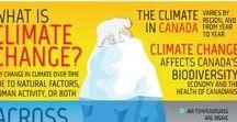 Climate Change - Les Changements Climatiques / Lessons, articles, images, and graphs about climate change.