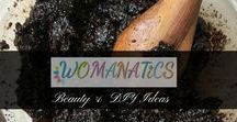 Beauty & Wellness / DIY and natural beauty recipes and ideas!