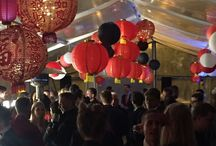 Oriental Theme / Our work! Loved creating this oriental theme party for our client Tony in Sydney  #myperfectparty