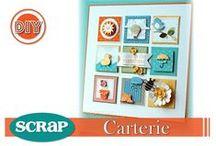 ScRaP Carterie / Idées de Cartes - Ideas de Tarjetas