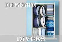 ORG Anisation Divers / Comme son nom l'indique ...