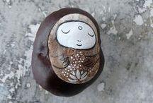 Tesori naturali / craft with natural treasure