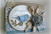 Cards - Inspiration / by Designs By Dawn Rene