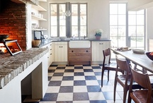 Kitchens / by Sparrow King