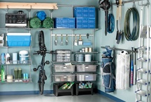 Garage/Shed Inspiration / by Shaleice Parris