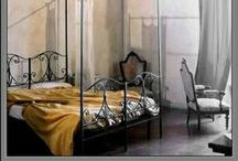 Bedrooms / by Sparrow King