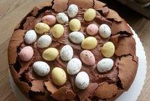 Bakrecepten / Bakken, taarten, cakes, gebak