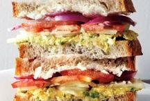 [Sandwiches/Wraps/Burgers] / by Lauren Peterson
