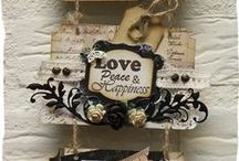 Scrapbook - Home Decor / by Designs By Dawn Rene
