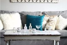 Home Decor / by Ashley Swatsell