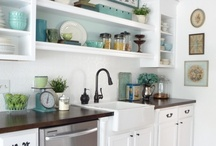 Kitchen/Dining Room Inspiration / by Shaleice Parris