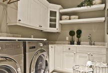 Laundry Room Inspiration / by Shaleice Parris