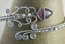 Jewelry - Arm & Ear Cuffs / by Designs By Dawn Rene