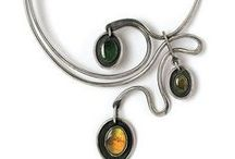 Jewelry - Torc Necklaces / by Designs By Dawn Rene